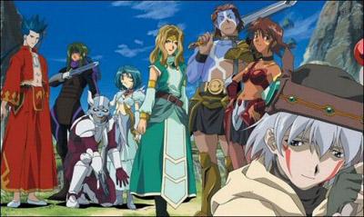 welke anime/manga serie past bij jou?