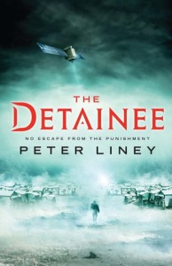 The Detainee English Cover