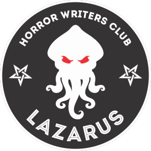 lazarus_white-logo_black-background_red-eyes-e1458223591973